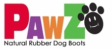 Product Review: PAWZ – Natural Rubber, Waterproof Dog Boots
