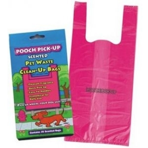Pooch Pick up bags