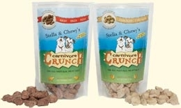 Stella & Chewy's Carnivore Crunch Treats Beef net 4 oz.
