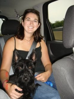 Sarah and Bentley from York, PA