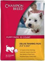 Champion Breed Deluxe Puppy Pads