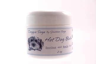 Hot Dog Balm by Jackson Sage