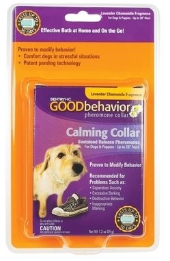 Sergeant's Good Behavior Pheromone Calming Collars