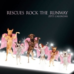 2011 Rescue Rock The Runway Calendar