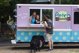 FINALLY! An Ice Cream Truck For Dogs