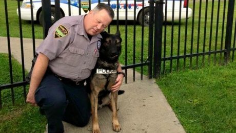 Thousands Donate To Retired Officer Who Wanted To Buy His K-9 Partner – UPDATED