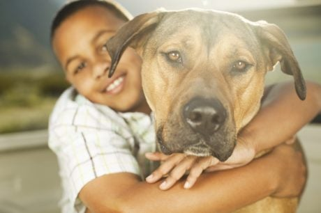 Beautiful Portraits Of Kids And Their Dogs