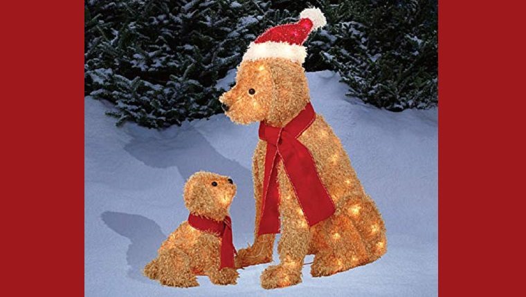 Deck The Paws With These 12 Dog Inspired Christmas Decorations Dogtime