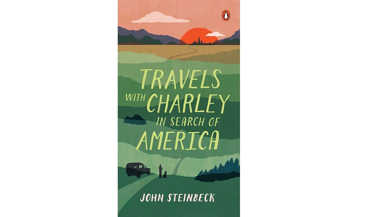 Travels with Charley book cover