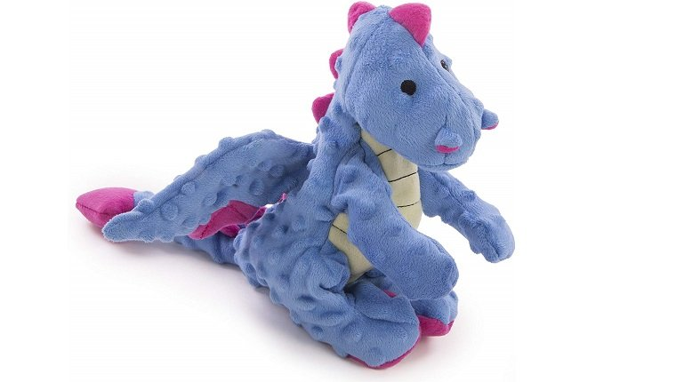 dragon squeaker toy