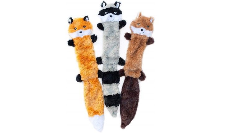 animal squeaker toys