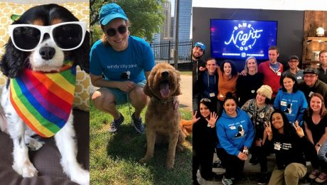 Big City Dog Walkers Talk Trust, Giving Back, & 10 Years Of Walks: Meet Windy City Paws!